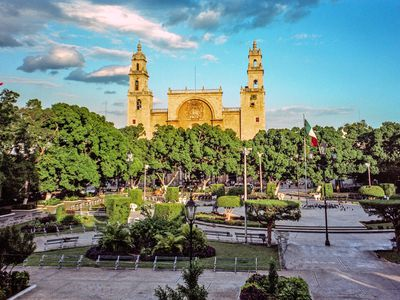 Mexiko Yucatan Mérida