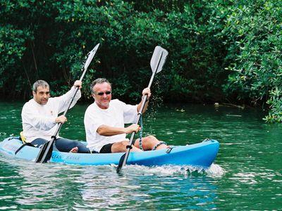 Panama San Blas Kayak