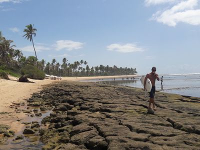 Brasilien Praia do Forte Strand