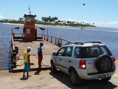 Brasilien Nordosten Fährfahrt