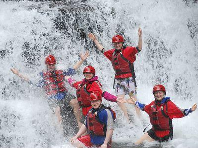 Costa Rica Rafting Rio Pacuare