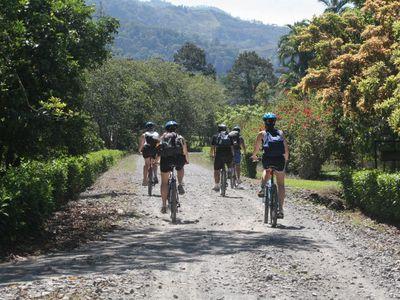 Costa Rica Mountainbike Tour Turrialba