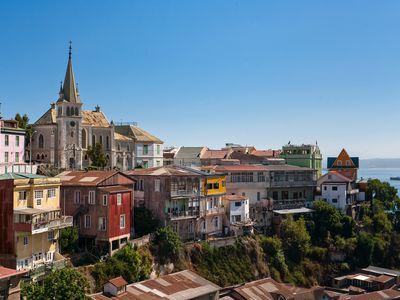 Chile Valparaiso iStock 827067492