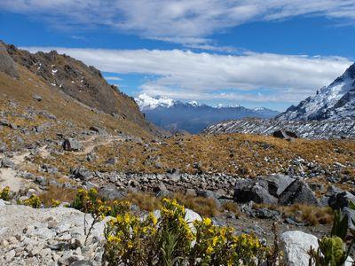 Peru Salkantay Landschaft