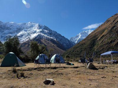 Peru Salkantay Zeltcamp