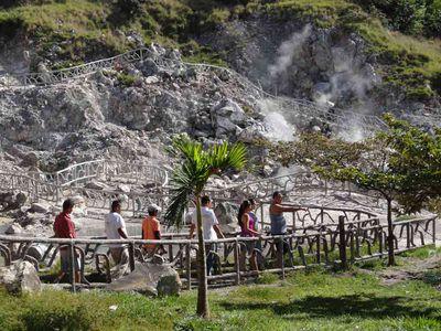Costa Rica Las Hornillas Menschen