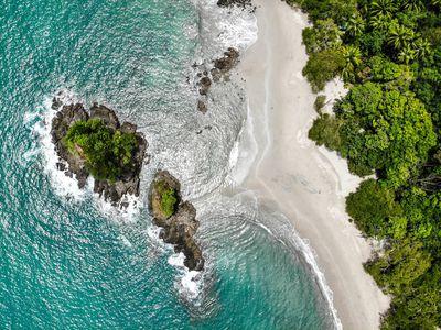 Costa Rica Manuel Antonio Nationalpark