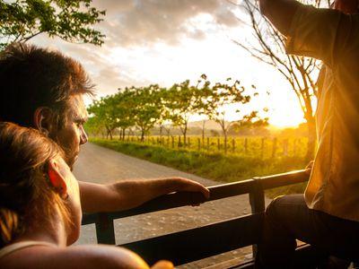 Costa Rica Familienreise Kinder