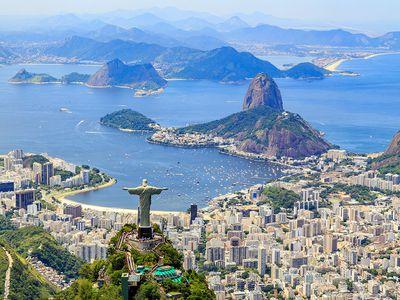 Braslilen Rio de Janeiro große Suedamerikareise
