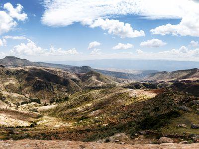Bolivien Toro Toro Nationalpark iStock 492509144