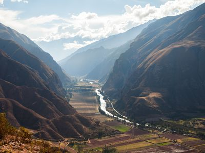 Peru Valle Sagrado - Heiliges Tal der Inka