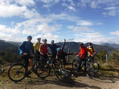 Kolumbien Fahrrad Tour