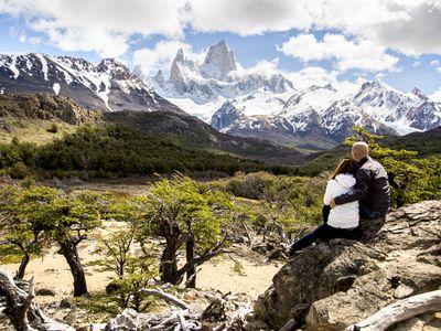 Argentinien Patagonien Fitz Roy