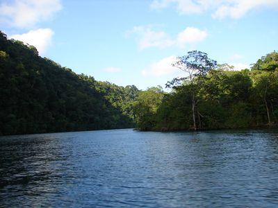 Rio Dulce nach Livingston 1