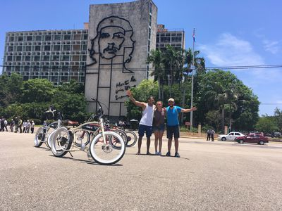 Havanna E Bike Tour