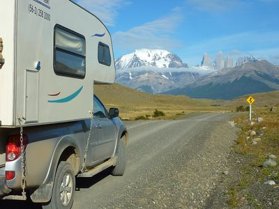 Chile Patagonia Camper Single Torres del Paine