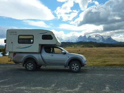 Chile Patagonia Camper Single Lago Grey