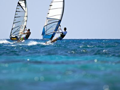 malediven wassersport