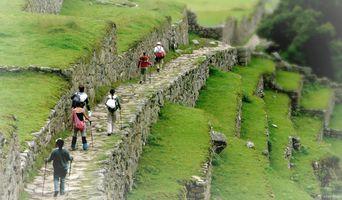 Peru inka trail tag 3