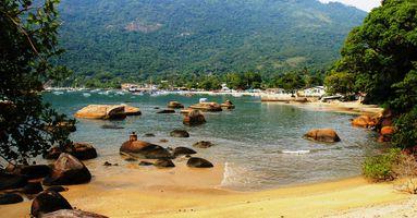 brasilien ilha grande