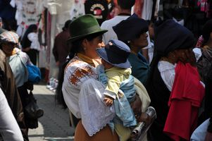 ecuador otavalo markt 25