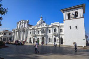 Kolumbien Popayán Kathedrale Basílica Metropolitana Nuestra Señora de la Asunción