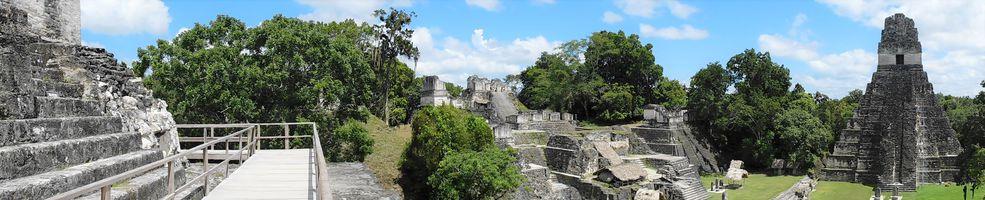 Tikal Bild für Website