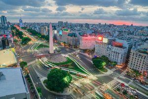 Argentinien Buenos Aireas