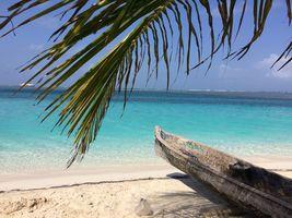 Panama San Blas Strand Boot