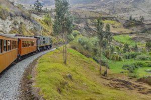 Ecuador Teufelsnase