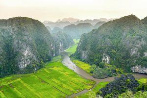 Vietnam Tam Coc Ninh Binh